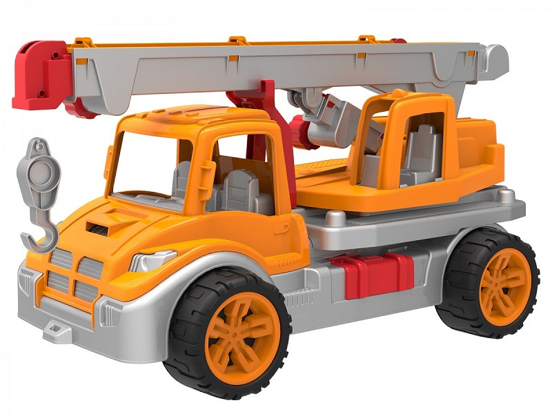 Игрушечная машинка Автокран Технок (3695)