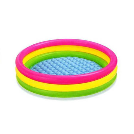 Детский надувной бассейн Intex (57412) 114x114x25 см
