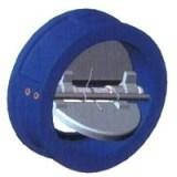 Клапан обратный подпружиненный двухстворчатый ДУ 100