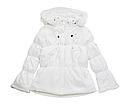 Куртка зимняя для девочки белая (QuadriFoglio, Польша), фото 8