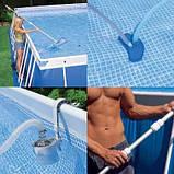 Набор для чистки бассейна Deluxe INTEX 58947 киев, фото 3