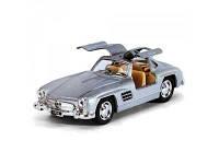 Машинка металлическая инерционная Mercedes - Benz 300SL KT 5346 W Kinsmart