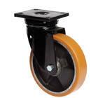 """Большегрузные колеса для тележек с поворотной крепежной панелью """"Medium"""""""