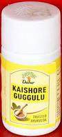 Кайшоре гуггул Дабур (Kaishore Guggul Dabur) 60 таб. При артритах и подагре