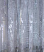 Тюль микровуаль белоснежная, фото 1