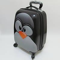 """Детский чемодан дорожный """"Josef Otten"""" Пингвинчик на четырех колесах 520281"""
