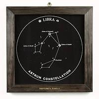 Подарок Весам — панно с изображение созвездия Весов