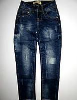Джинсовые брюки для девочек  Emma girl оптом, 6-8,12,16 лет