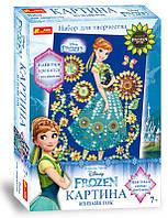 "Набор для творчества 4748-13 Картинка из пайеток Frozen ""Анна Лето"" 15162057Р Ranok Creative"
