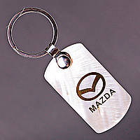 [6/3см] Брелок Mazda
