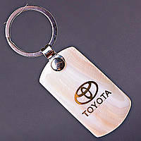[6/3см] Брелок Toyota