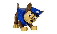«Щенячий патруль»: коллекционная фигурка щенка Гонщик Чейз (7 см), фото 1
