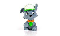 «Щенячий патруль»:мини коллекционная фигурка щенка Рокки (5 см), фото 1