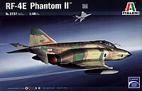 1:48 Сборная модель самолета RF-4E Phantom II, Italeri 2737