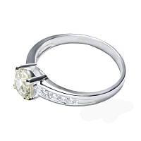Женское серебряное кольцо Виола.
