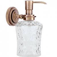 Дозатор для мыла Kugu Versace Antique 214A