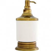 Дозатор для мыла Kugu Versace Freestand 230A