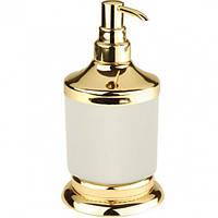 Дозатор для мыла Kugu Versace Freestand 230G