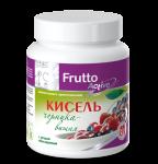"""Натуральный  кисель """"Вишя+малина"""" на фруктозе-способствует укреплению иммунного статуса (300гр)"""