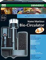 Универсальная помпа-циркулятор для морских и пресноводных аквариумов Dennerle Nano Marinus BioCirculator 4in1