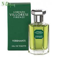 Lorenzo Villoresi Yerbamate - Ароматическая соль (тестер) 500 мл