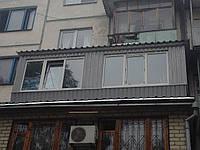 Реконструкция, ремонт балконов
