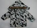 Куртка зимняя для девочки ТЕА, фото 2