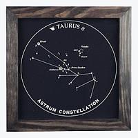 Подарок Тельцу — панно с изображение созвездия Тельца