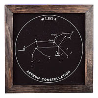 Подарок Льву — панно с изображение созвездия Льва, фото 1