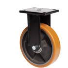 """Большегрузные колеса для тележек с неповоротной крепежной панелью """"Medium"""""""