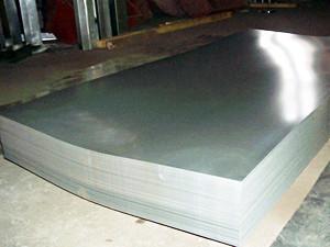 Лист алюминиевый 10 х 2000 х 6000 мм 5083 (аналог АМГ5)