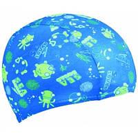 Детская шапочка для плавания SPEEDO SEA SQUAD POLYESTER Cap JU ASSORTED 8-079977239-7239