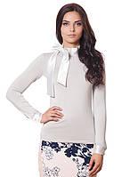 Нежная женская блуза (в размере L, 2XL)