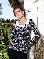 Красивая блуза для женщин в размере М