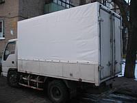 Тент на Газель, изготовление и установка тентов в Харькове