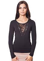 Изящная блузка-кофточка модного дизайна