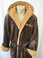Махровые мужские халаты хорошего качества
