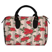 Женская сумка с розами