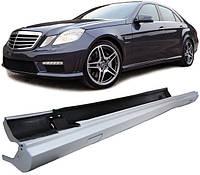 """Пороги """"AMG"""" Mercedes E-class W212"""