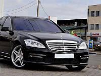 """Бампер передний """"AMG"""" Mercedes S-class W221"""
