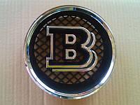 "Эмблемма ""Brabus"" в решетку радиатора Mercedes G-class"