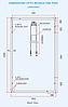 Солнечная батарея Trina Solar TSM-265PD05 (265 Вт 24 В), фото 3
