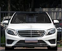 Комплект обвеса в стиле AMG S65 на Mercedes S-class W222