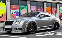 Комплект обвеса в стиле Hamann на Bentley Continental GT