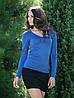 Замечательна блузка-кофточка (в размере S, M)