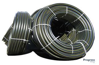 Полиэтиленовые трубы водопроводные