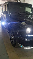 Комплект обвеса в стиле Brabus Widestar на Mercedes G-class W463