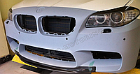 Передний бампер BMW F10 (стиль М5)