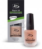 BLAZE Peach Oil - Персиковое масло для ногтей и кутикул с Keramil, 15 мл