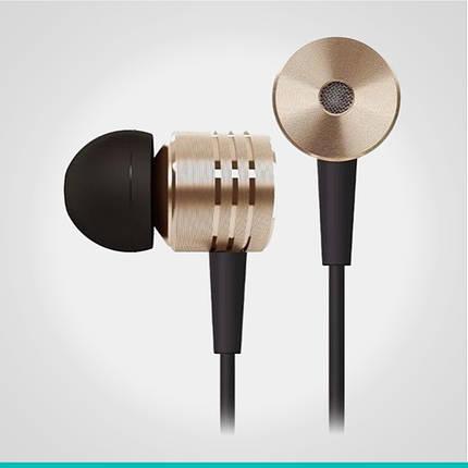 Наушники Xiaomi Mi In-Ear Headphones Piston v1, фото 2